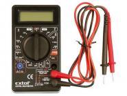 Multimetr digitální s akustickou signalizací EXTOL 13712