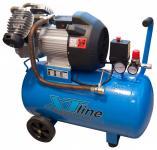 Kompresor olejový XTline 50L, 8bar