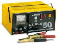 Nabíječka akumulátorů CLASS 50A DECA 12/24V 35A (15-500Ah)