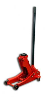 Hydraulický zvedák pojízdný 3t (nízký 2písty) - Hydraulický zvedák pojízdný 3t nízký, 2 písty Minimální výška: 95mm Maximální výška: 560mm Váha: 46,1kg 2 písty