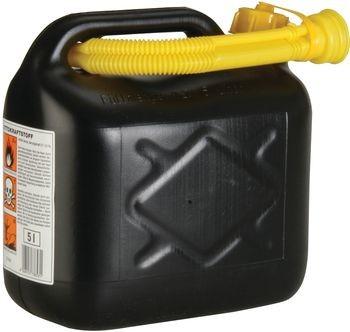 Kanystr 5 L na PHM plastový Kód:951210 - Plastový kanystr o objemu 10 L s nalévacím hrdlem Použití: na PHM oleje kapaliny a.j. Rozměry:26 x 14,5 x 26,5 cm