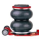 Hydraulický zvedák měchový 2t, 2měchy, - Hydraulický zvedák měchový 2t, 2měchy, pneumatický. Minimální výška: 100mm Maximální výška 295mm váha 16,0kg