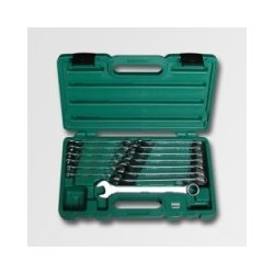 Klíče očkoploché 6-19mm 14 ks HONITON H0114 - Kvalitní Profi sada klíčů očkoplochých velikostí od 6-19mm 14ks HONITON.systém HONDRIVER Obsah sady: Klíče 6-7-8-9-10-11-12-13-14-15-16-17-18-19 mm Vše v plastovém kufříku O značce HONITON HONITON byl založen