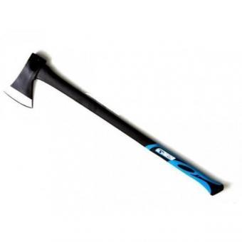 Sekera 1250g sklolamino,, XT043 - Sekera 1250 gramů, TUV/GS,kovaná,násada sklolamino - modrá pogumovaná, DIN5131