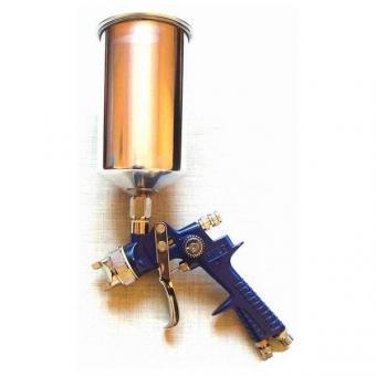 Stříkací pistole horní nádoba MAXI 1000 ml nerez,, 19642 - Stříkací pistole horní nádoba MAXI 1000 ml nerez, Tryska 1,4 mm. H.V.L.P. Použití: vhodná pro nanášení nátěrových hmot zejména v autolakýrnictví, opravárenství zámečnických dílnách