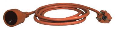 Kabely prodlužovací 40m, 230V 1zásuvka - Kabely prodlužovací 40m, 230V 1zásuvka Délka: 40m Izolace:IP 20 průřez kabelu (mm2) 3X1