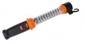 Autosvítilna 30+9 LED akumulátorová s magnetem - Autosvítilna 30+9 LED akumulátorová s magnetem TECHNICKÉ PARAMETRY * Pogumovaný povrch * Počet LED diod: 30x SMD3528 LED + 9x LED * Světelný tok: 180lm + 20lm * 9 LED diod na čele lampy - možno použít i jak