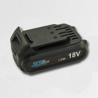 Baterie Akuli-ion 18V, 1,3Ah pro 102018 - Baterie Akuli-ion 18V, 1,3Ah pro Vrtačku AKU. XTLINE 18V 1300mAh G102018 Náhradní baterie Li-Ion,model: BP27LI-180, max. Hlavní technické parametry:baterie:AKU 18 V kapacita baterie:1300mAh okolní teplota 50°C, re