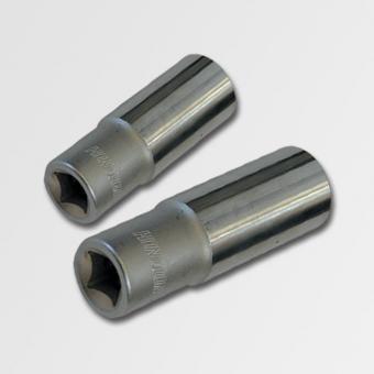 """Hlavice nástrčná 1/2"""" 9mm, prodloužená H1509"""