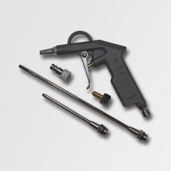 Pistole ofukovací s nástavci LA-11