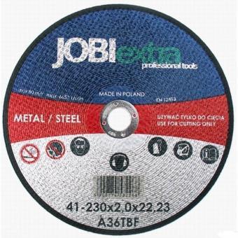 Kotouč řezný na kov 230x2.0, X7226 - Řezný kotouč na kov 230 x 2.0 x 22.2 mm PROFI limitovaná edice profesionálních kotoučů vyrobeno v EU PROFIkvalita EN12413, max 80 m / s., max. 6650 / min univerzální kotouč
