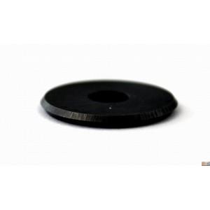 Náhradní kolečko 22x6x5mm, cementované - Náhradní kolečko pro řezačky obkladů,cementované cementované, 22 x 6 x 2 mm