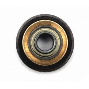 Náhradní kolečko 22x6x5mm, - Náhradní kolečko pro řezačky obkladů, průměr : 22 mm otvor : 6 mm výška : 5 mm obsahuje ložisko