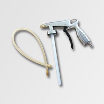 """Pistole stříkací na dutiny a spodky LB-15 XTline - Pistole stříkací na dutiny a spodky LB-15 XTline Pracovní tlak 2-6 bar Spotřeba vzduchu 200l/min. Připojení vzduchová rychlospojka 1/4"""" Pistole z lehké slitiny Použití: Vhodná na stříkání dutin karosérií"""
