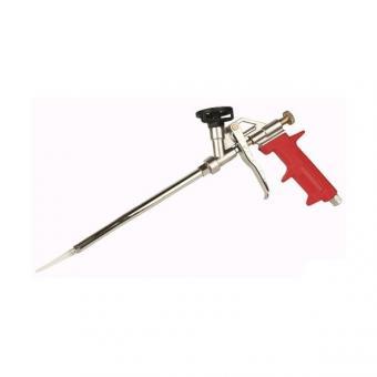 Pistole stříkací na dutiny a spodky LB-15 - Aplikační pistole na PU pěnu, DR-2000 kovová Aplikační pistole na PU pěnu kovový skelet,plastová rukojeť kovová tryska