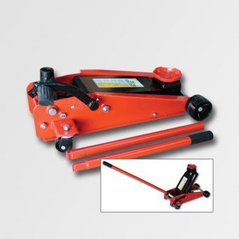 Hydraulický zvedák pojízdný 3t s pedálem PT8350 - Hydraulický zvedák pojízdný 3t s pedálem Minimální výška: 145mm Maximální výška: 500mm Rozměry:685x346x180mm Váha: 39,0kg