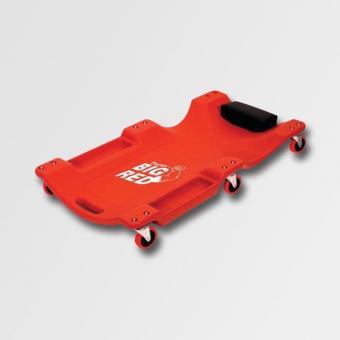 Montážní lehátko pojízdné PLASTOVÉ-pevné - Montážní lehátko PLASTOVÉ-pevné Rozměr: 1030x450x105 Váha:4kg Použití:autoservisy,autodílny,autodopravy,garáže a.j.