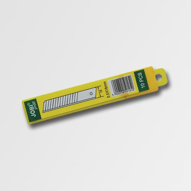 Břity náhradní 18mm, 10 ks