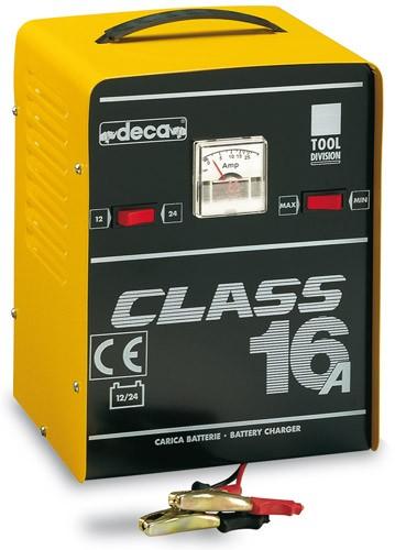 Nabíječka autobaterií 12/24V 9A (20-200Ah) CLASS 16A DECA