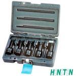 Průmyslové hlavice TORX 9 dílná H4004